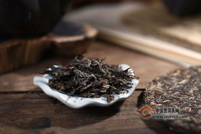 陈年普洱茶的真假鉴别方法