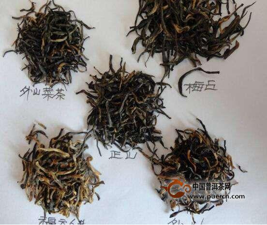 正山小种和外山小种红茶有何区别?