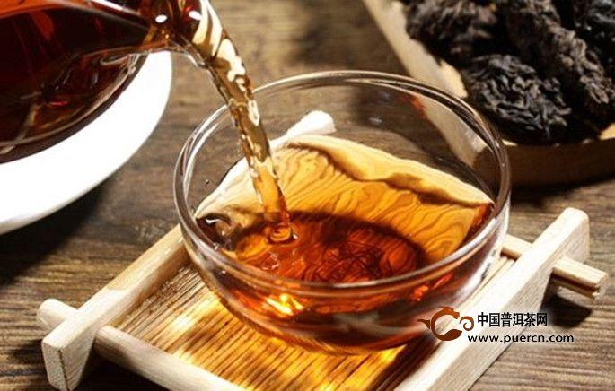 普洱茶的功效和价值