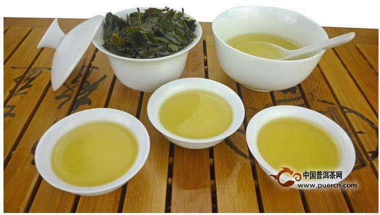 女人喝铁观音茶叶有好处吗