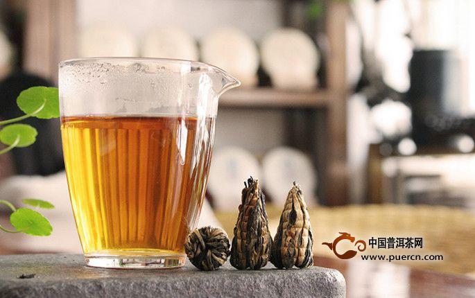 滇红茶的功效与副作用