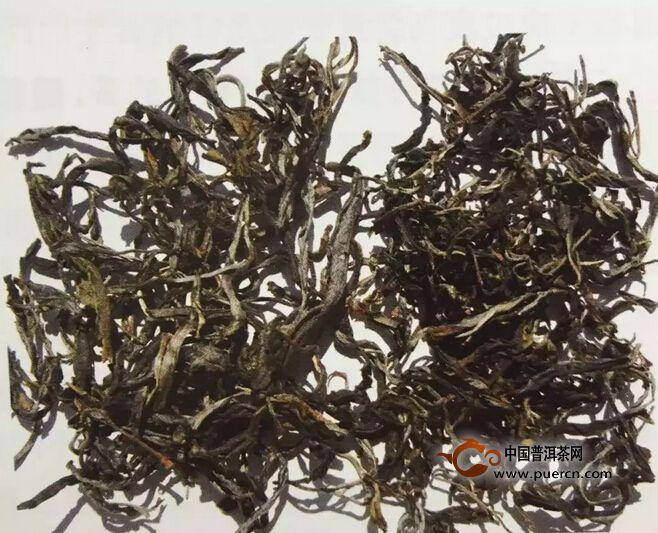 品滋味包括品茶的苦、涩、甜、滑和汤质饱满度等。可以鉴别茶种、树龄、茶园类型、茶区、制作工艺、存放年份、存放条件等。例如同为老树茶的大小叶种,大叶的甜、苦涩、饱满度都明显高于小叶种,小叶种香会稍好。再如同样生长条件和茶种,树龄越长茶越不苦涩,汤质越饱满,甜滑越好。台地茶和古树茶比台地茶苦涩明显但不饱满,涩不易化,古树茶苦涩强烈而易化,甜滑感和饱满度高。就茶区而言,一般纬度低,光照强,茶物质能量多,茶味足,汤质好。而存放年份的鉴别首先要判断仓储,仓储条件不同年份差异会很大,湿仓存3~5年会象干仓十多年。正
