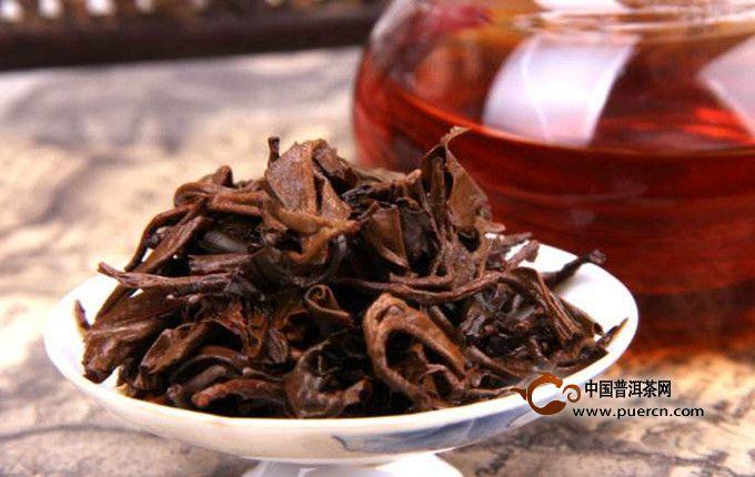 古树红茶的特点及功效