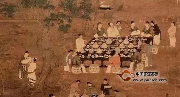 中国茶叶极简史 —— 茶叶进化一览