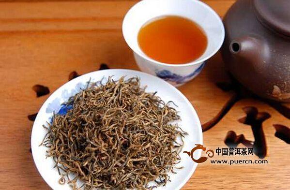 金骏眉红茶的口感特点