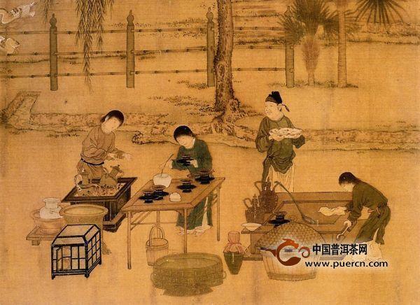 古今饮茶方式有何不同?
