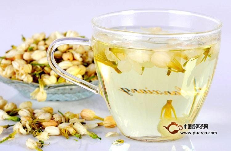 喝茉莉花茶的功效作用与禁忌有哪些