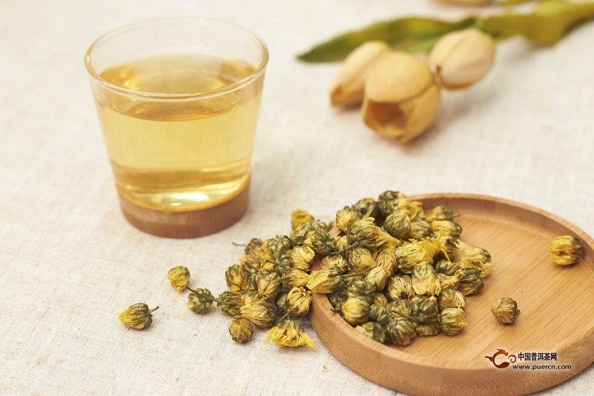 菊花茶的功效与作用有哪些