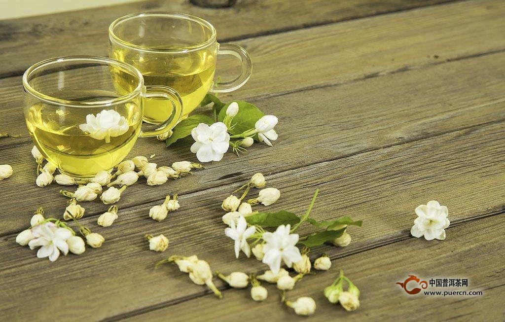 茉莉花茶能和蜂蜜一起吗?