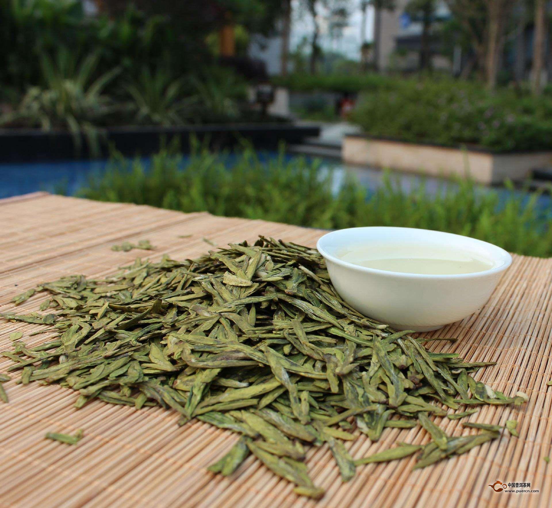 喝龙井茶有什么好处图片