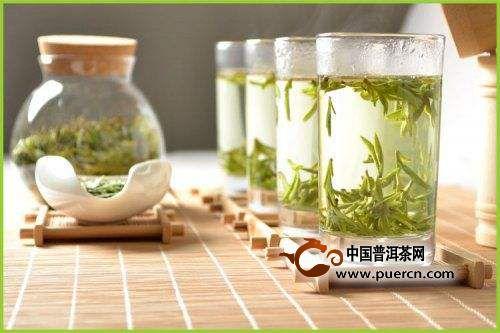 龙井茶能不能减肥图片