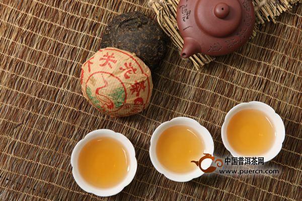 普洱沱茶的功效与作用有哪些