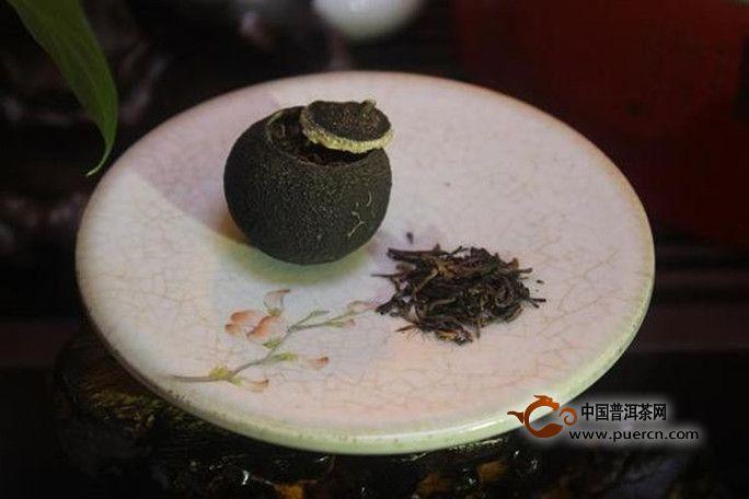 小青柑普洱茶有什么功效,哪些人不能喝