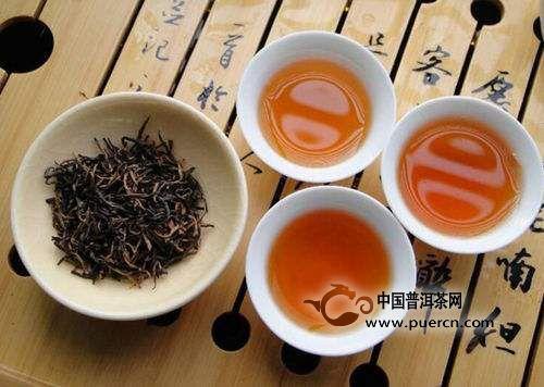宁红茶的功效与作用