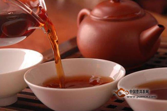 熟普洱茶有减肥效果吗