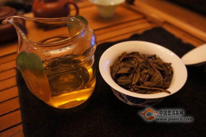 普洱茶刮油效果好吗