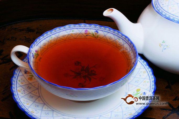留宿的普洱茶品牌水能喝吗