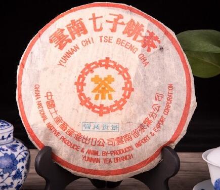 【图阅】2005年中茶牌黄印系列熟茶开汤赏析
