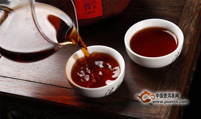 普洱熟茶的禁忌及注意事项