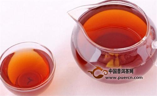 长期喝小青柑普洱茶的好处