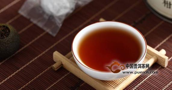 小青柑普洱茶怎么冲泡才好喝