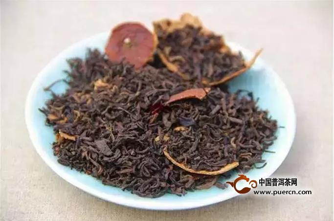 常喝陈皮普洱茶有什么用途和副作用