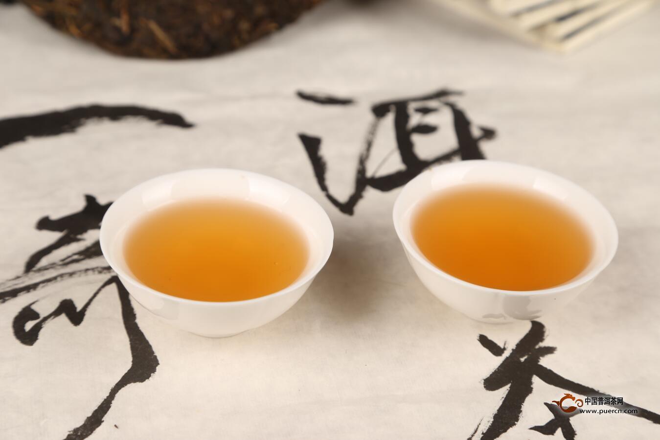 云南25个著名地脊头古树普洱茶的特点及口感!