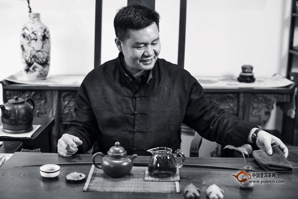 陈永堂:安于平静痴于茶