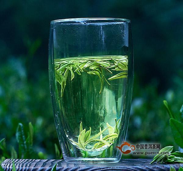 有机绿茶的功效与作用