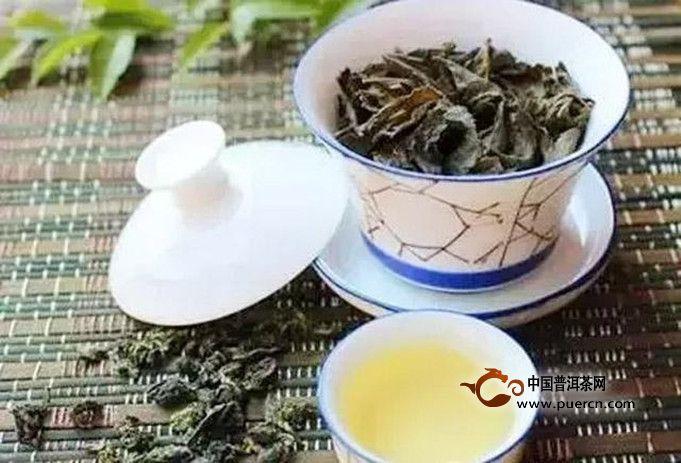 茶叶的养生保健干用拥有哪些