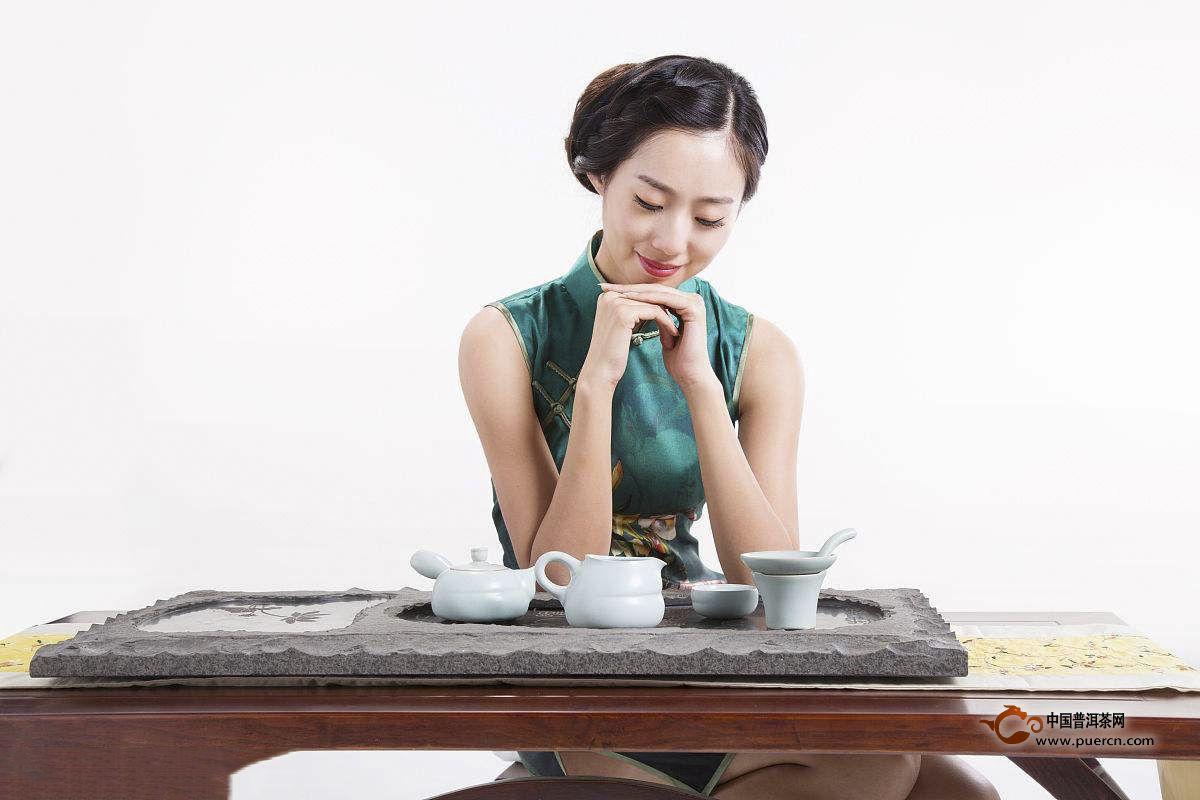 普洱茶能美容吗