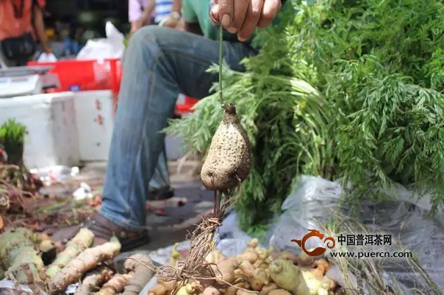 在普洱茶乡过端午吃什么?