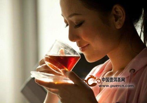 女人喝红茶最佳时间