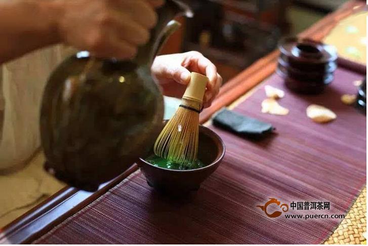 建盏与日本茶道