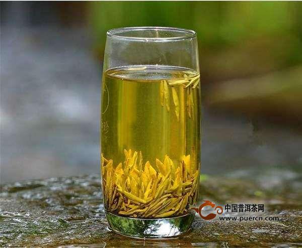黄茶的基本品质特征