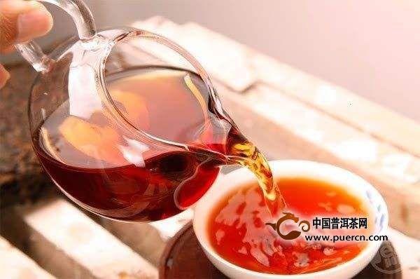 泾渭茯茶的功效与作用