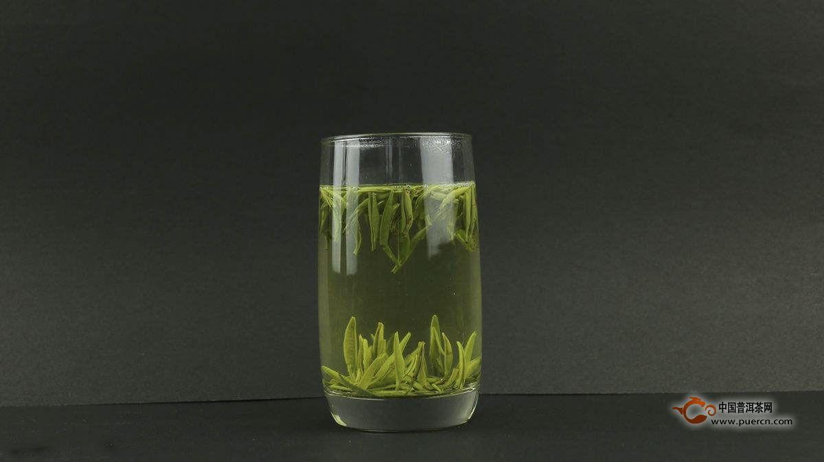 江山绿牡丹茶的冲泡方法