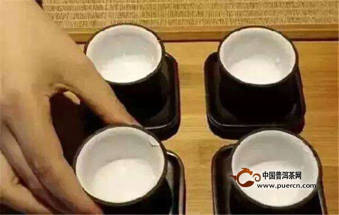 铁观音泡茶步骤