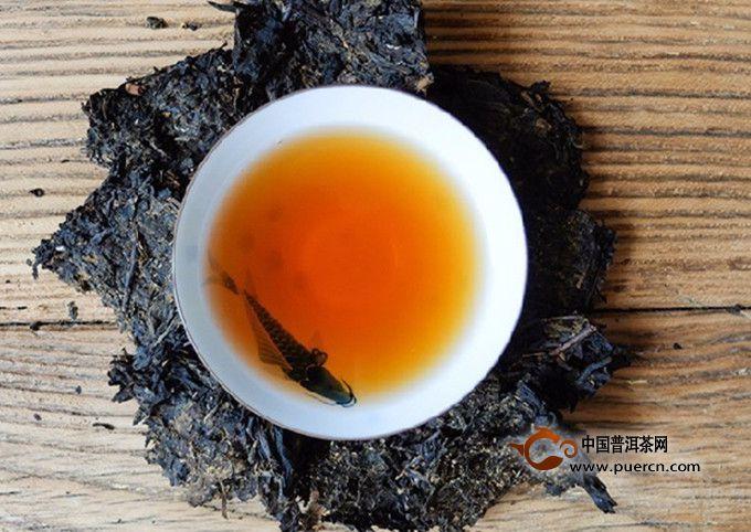 怎么判断安化黑茶是否发霉