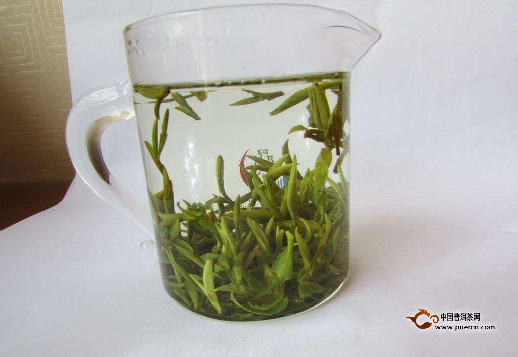 莫干黄芽茶的功效和作用