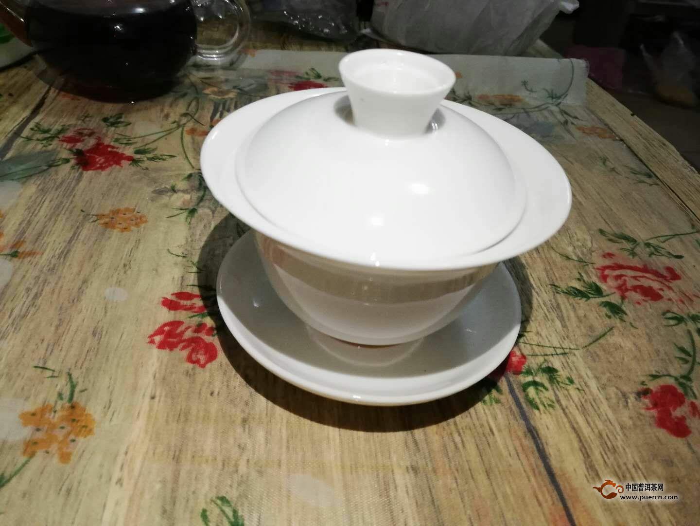 普洱熟茶的冲泡方法和步骤