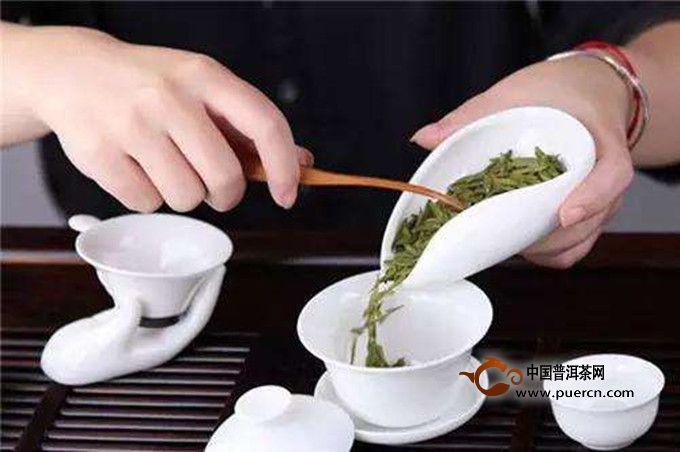 初学者泡茶时要注意的茶道礼仪