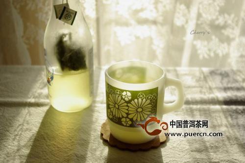 冷泡绿茶怎么做