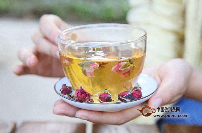 玫瑰花茶能泡几次