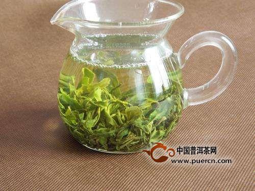 苍山雪绿茶的功效与作用