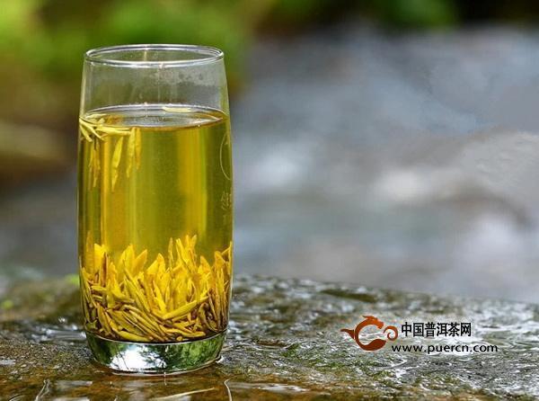 广东大叶青茶的冲泡方法