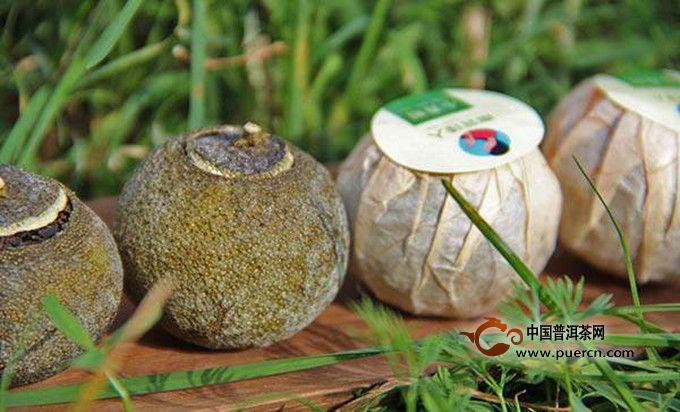 怎么区分小青柑是发霉还是白霜