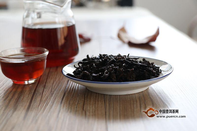 细品优质普洱熟茶十味