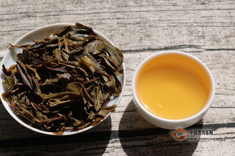 什么是茶叶中的芳香物质