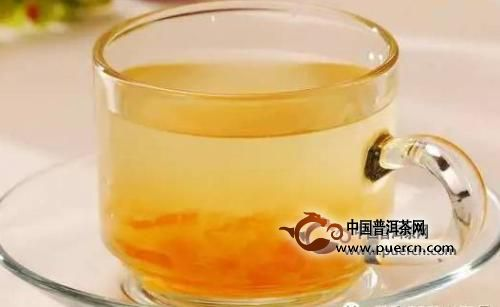 红茶和姜片泡水喝有什么功效